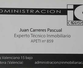 Administración IC Carreres