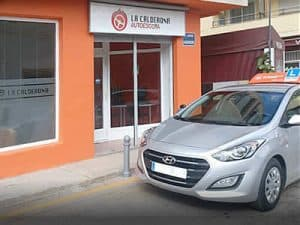 Autoescuela Náquera La Calderona.