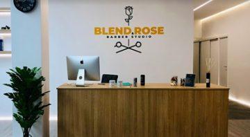Barbería Blend & Rose Barber