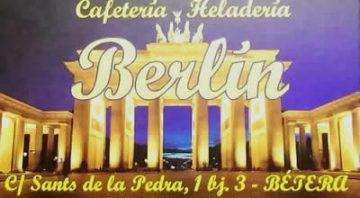 Cafetería Heladería Berlín