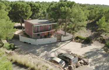 Aire de Monte. Casa Rural