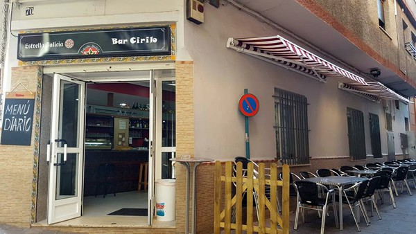 Bar Cirilo Serra