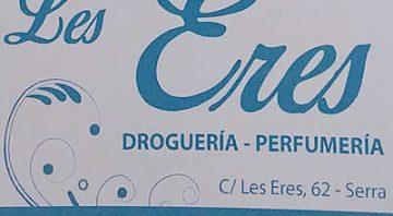 Droguería Perfumería Les Eres
