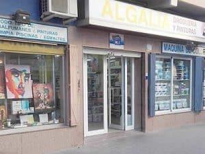 Algalia Droguería y Pinturas La Eliana