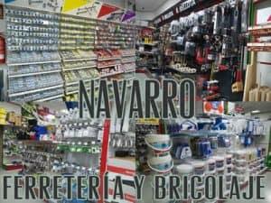 Ferretería y Bricolaje Navarro Náquera