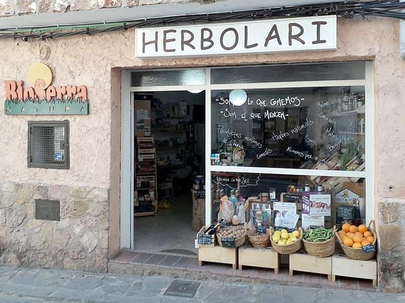 Herbolario Serra