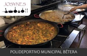 JOSYNES Restaurante Polideportivo Bétera