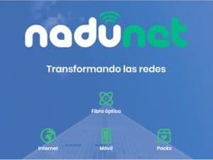 Nadunet Proveedor Internet y telefonía movil