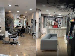Barbería en Liria