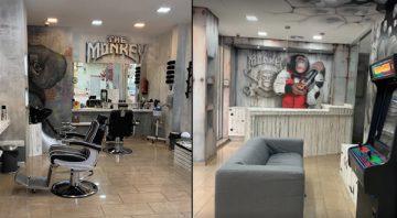 The Monkey Barbershop
