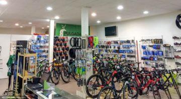 8 Pulgadas Bike Shop