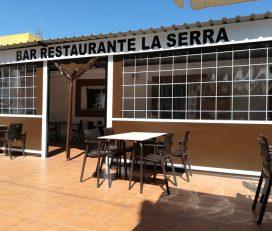 Bar Polideportivo Serra