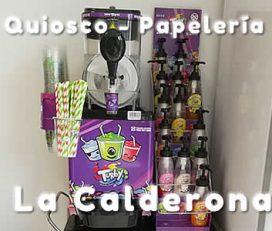 Quiosco Papelería La Calderona
